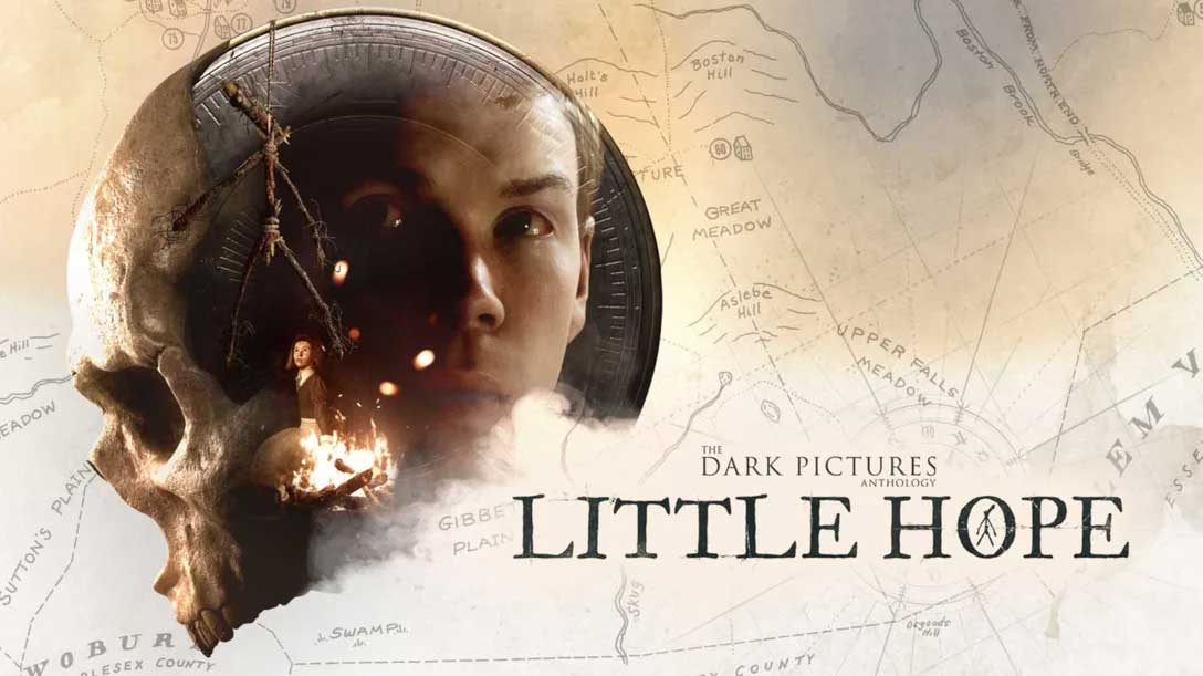 The Dark Pictures: Little Hope PS4 Xbox One PC