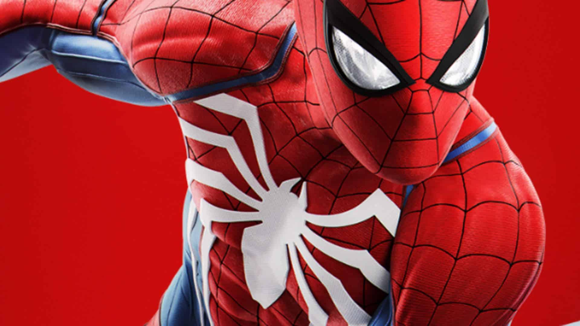 Marvels Avengers Spider Man PS4