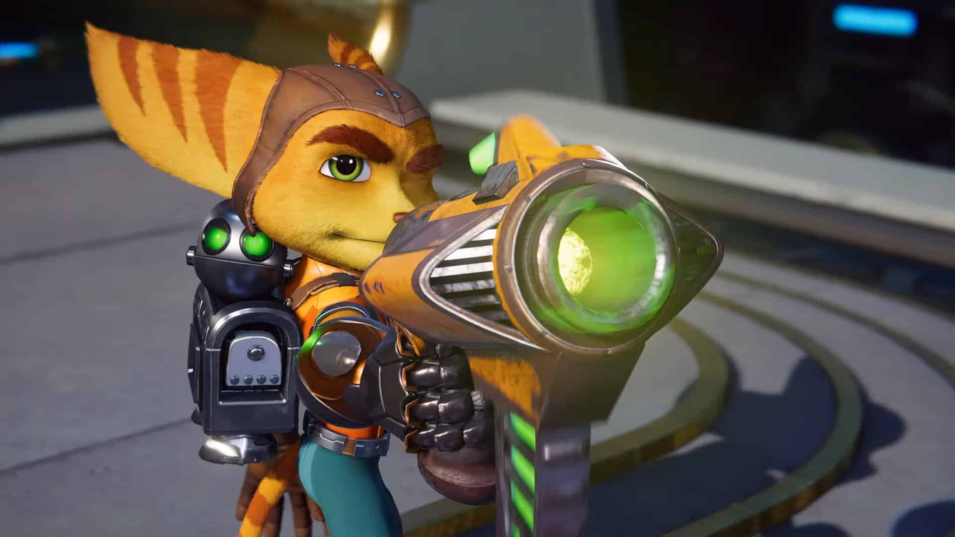 Ratchet and Clank PS5 Gamescom Opening Night