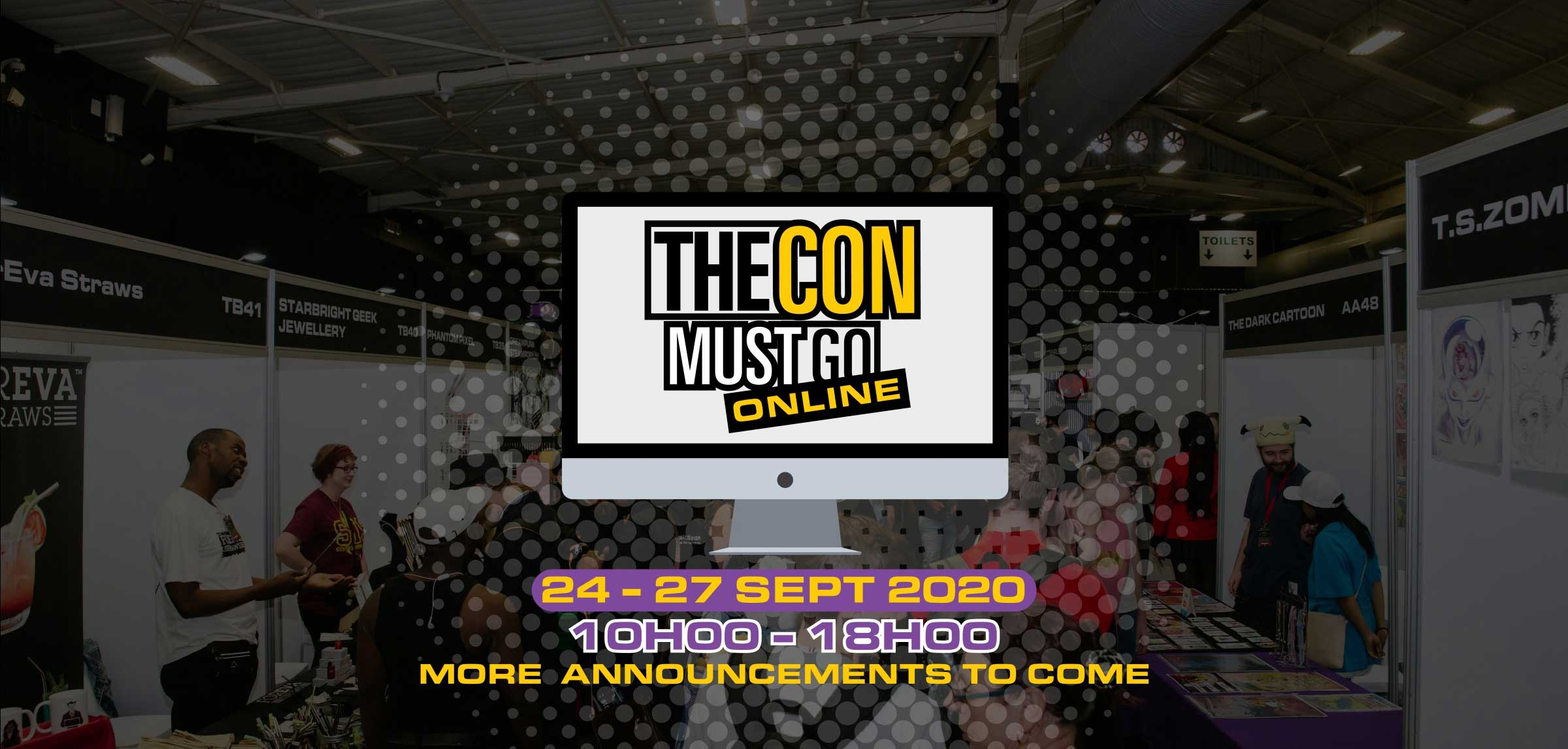 Comic Con Africa Online - Everything You Need to Know - GLITCHED