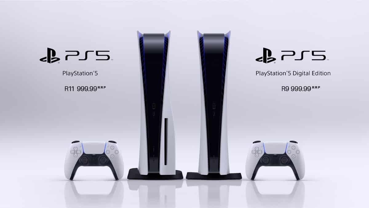 PS5 South Africa