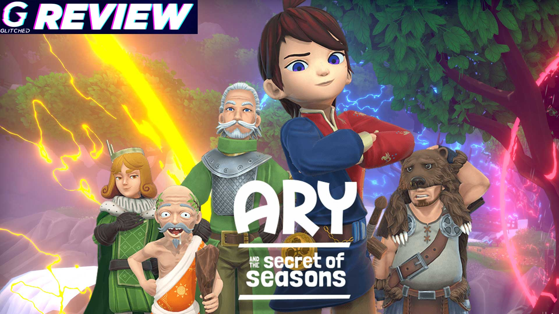 Ary and the Secret of Seasons Review