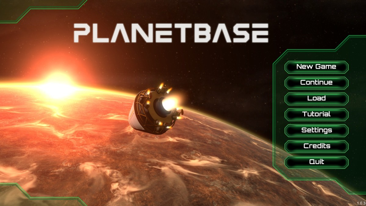 Planetbase Review (PC)