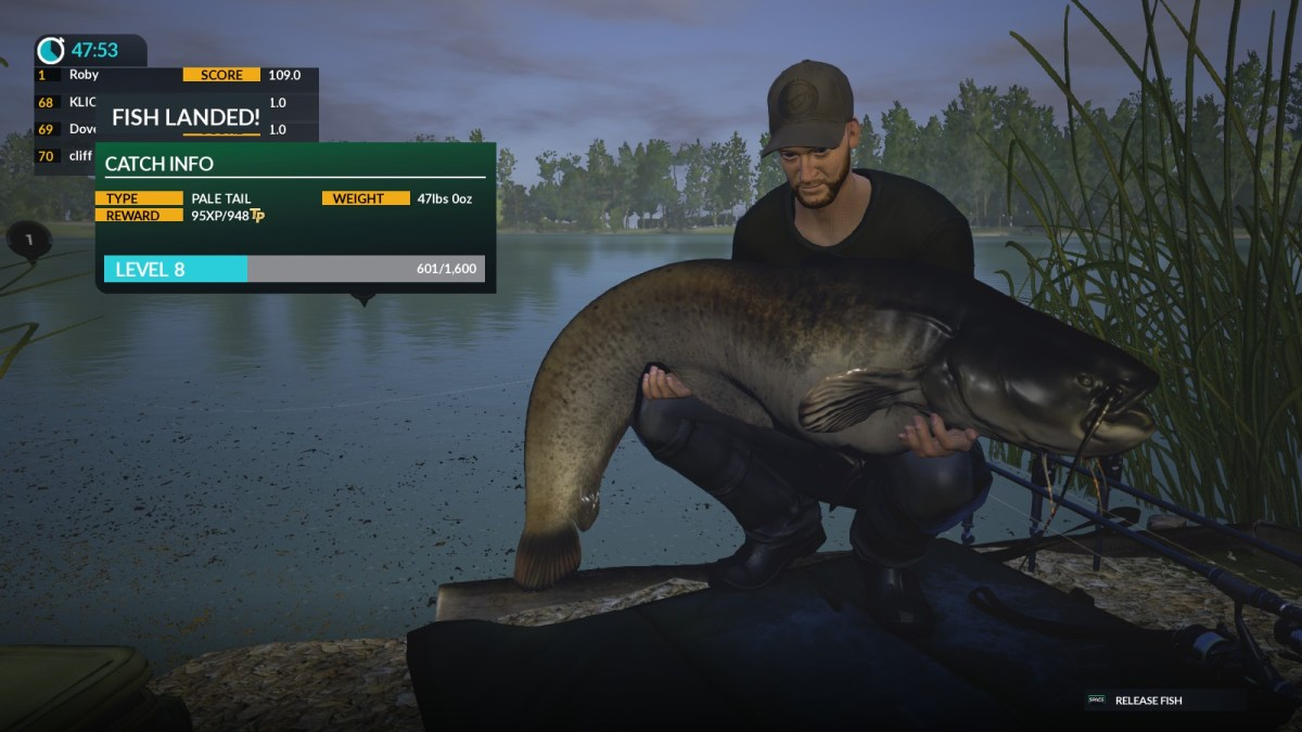 Dovetail Games Euro Fishing Review (PC)