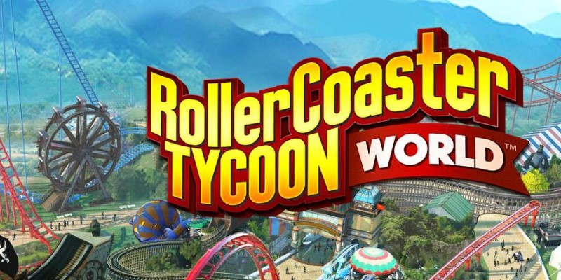 RollerCoaster Tycoon World coming to Steam Early Access - March 30th