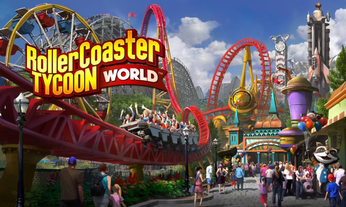 RollerCoaster Tycoon World Review (PC)