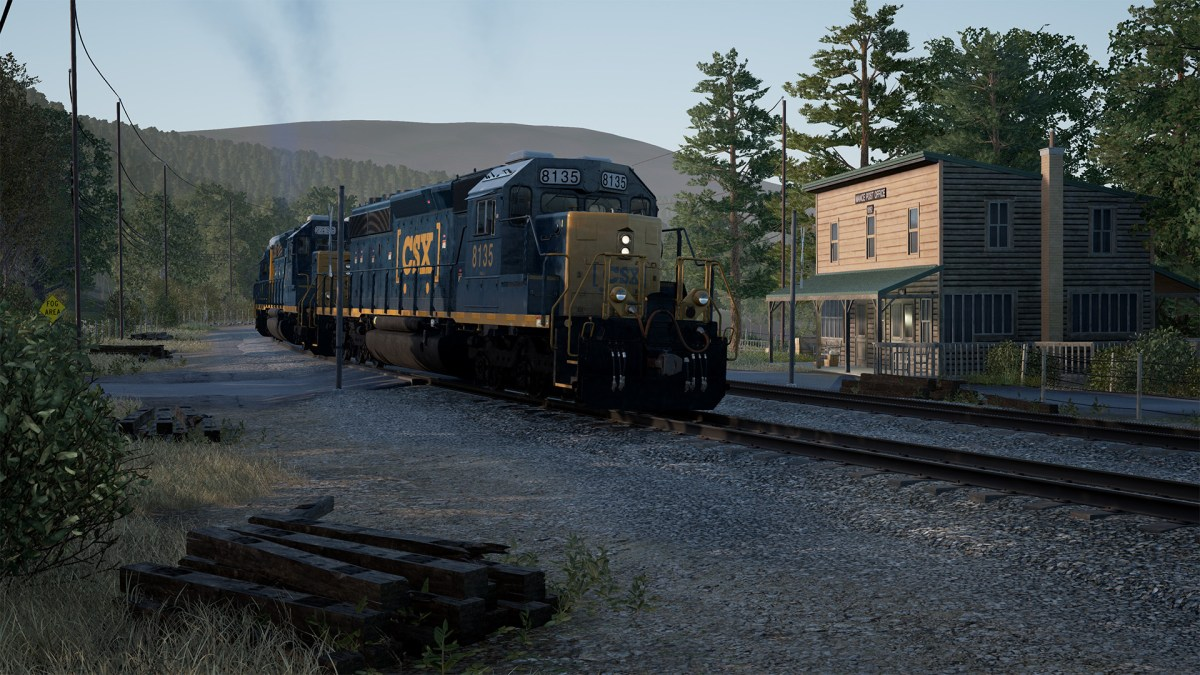 Dovetail Games Interview - Train Sim World: CSX Heavy Haul