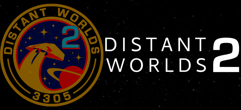 Distant Worlds 2 - A CMDRs Journey