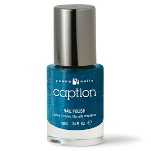 Caption Nail Polish-Blues & Purples