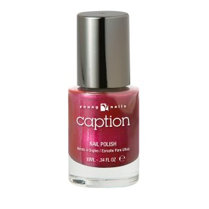 Caption Nail Polish- Reds & Pinks