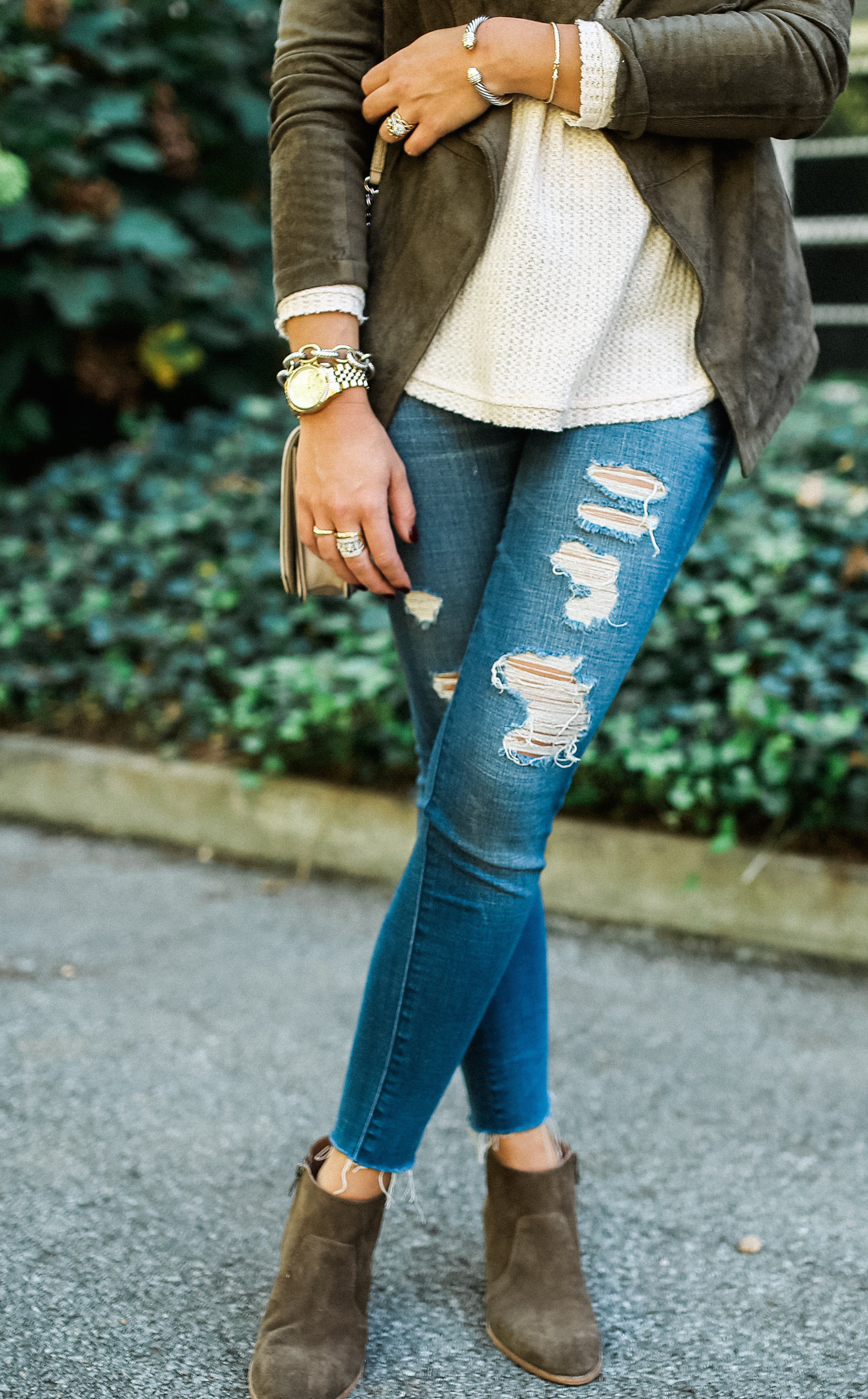 Fall Bucket List / Simple Fall Outfit Idea
