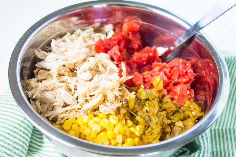mexican chicken casserole mix