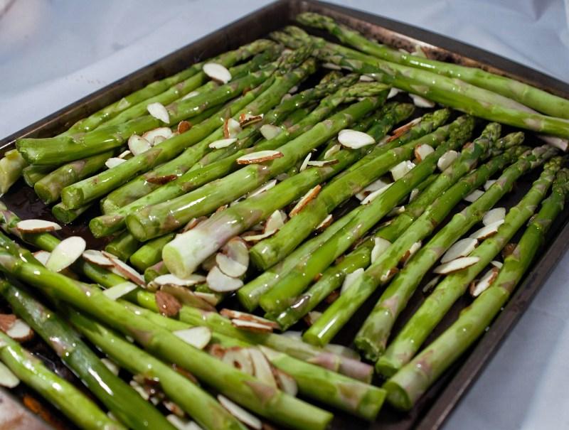 Quinoa and Brown Rice Asparagus Salad