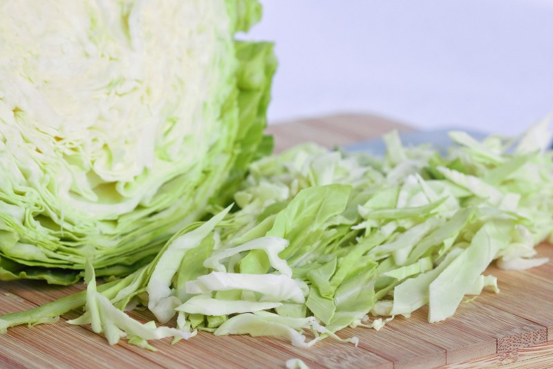 Easy Cajun Fried Cabbage