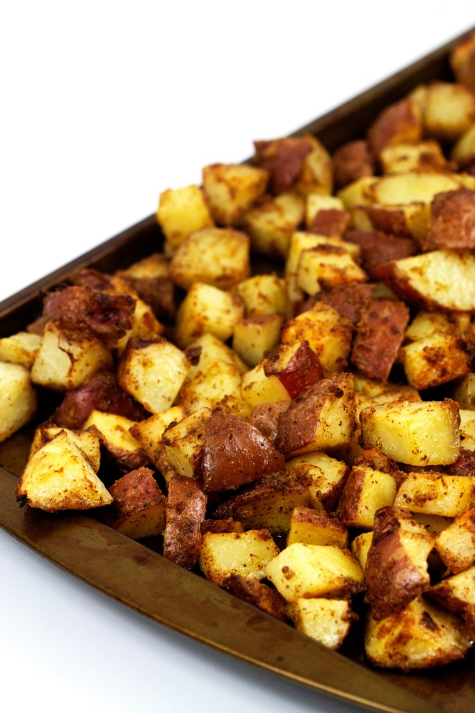 spicy mustard potatoes