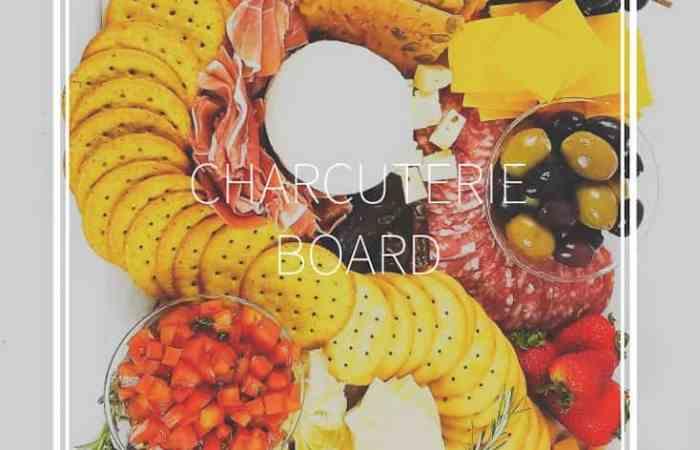 charcuterrie board
