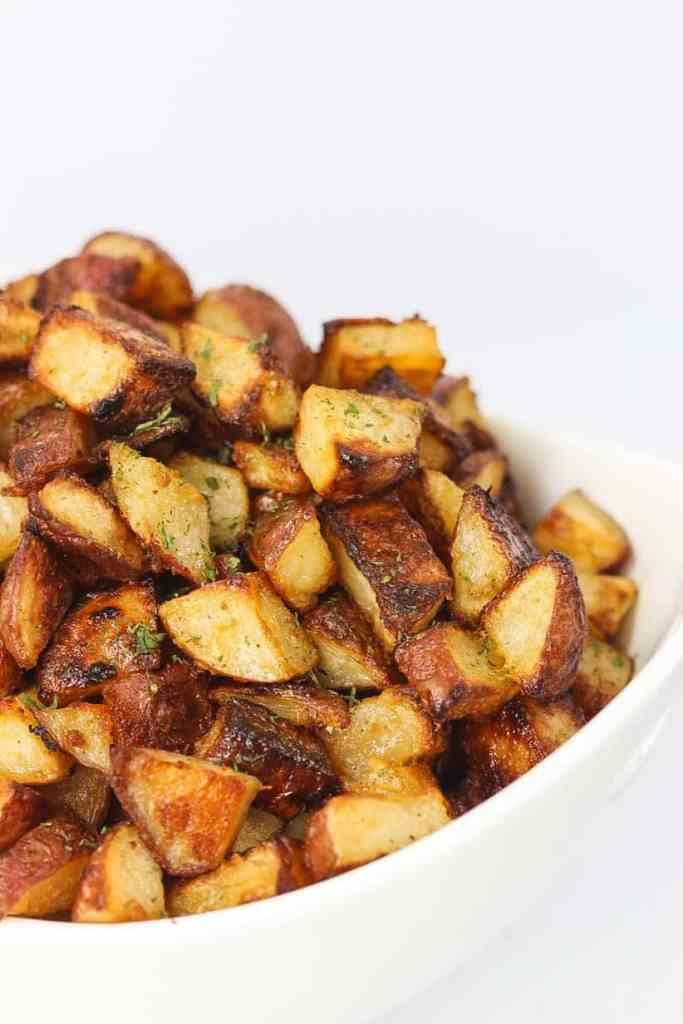 sriracha potatoes