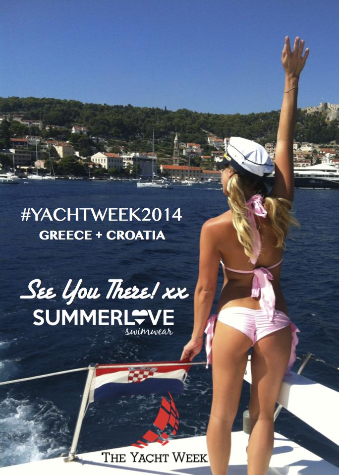 DESTINATION CROATIA YACHT WEEK GREECE GlitterampMud