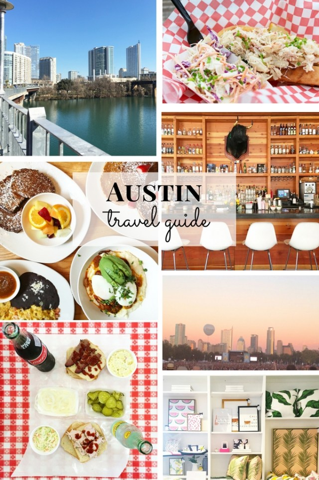 Guide to Austin Texas from an Austin native
