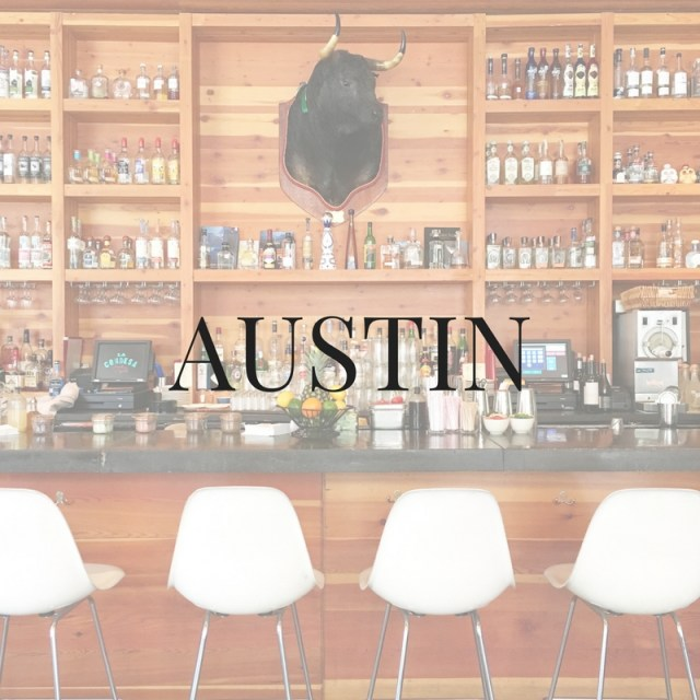 What to do in Austin from an Austin native