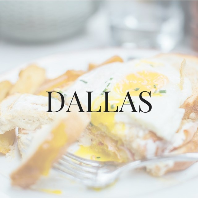 Dallas Native Travel Blogger Recommendations