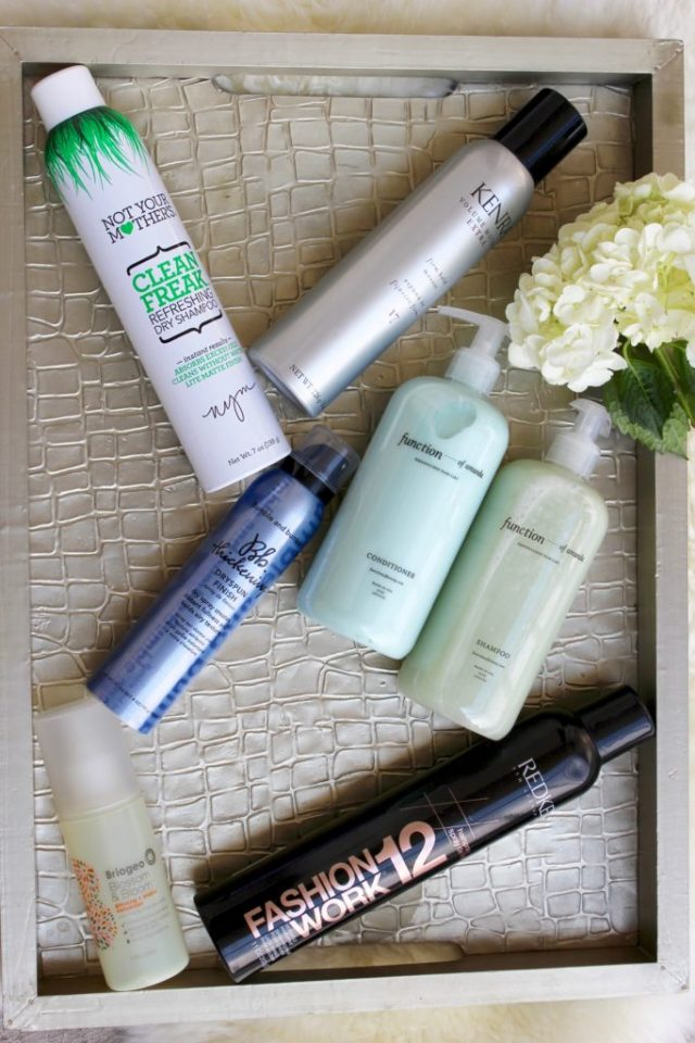 Glitter & Spice Blogger My Haircare Routine
