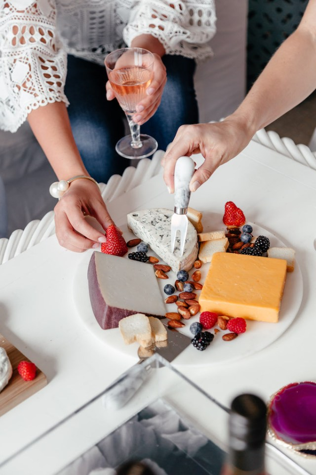 Wine and Cheese Pairings, How to Assemble a Cheese Board, How to Make a Cheese Board Look Attractive