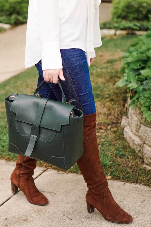 Best investment handbags for work, Senreve Maestra bag, Best of the Shopbop sale, Shopbop Sale blogger picks