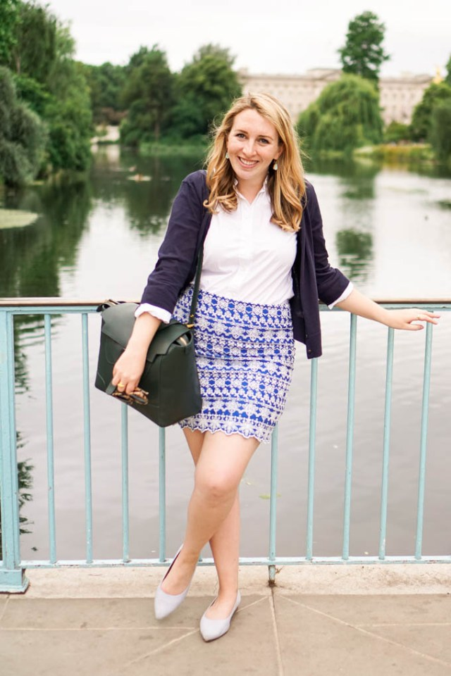 What to Wear in London in the Summer | What to Pack When Visiting London | Best Tote Bags for International Travel