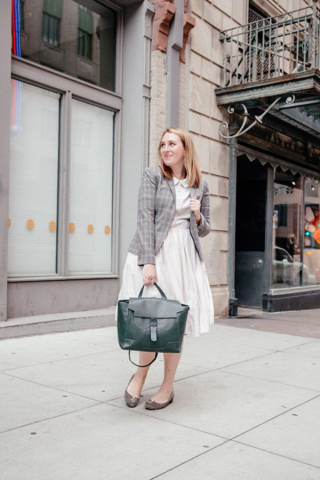 Why You Need to Vote on November 6th | Why You Need to Vote in Midterm Elections | Workwear for Women | Fall Outfit Idea