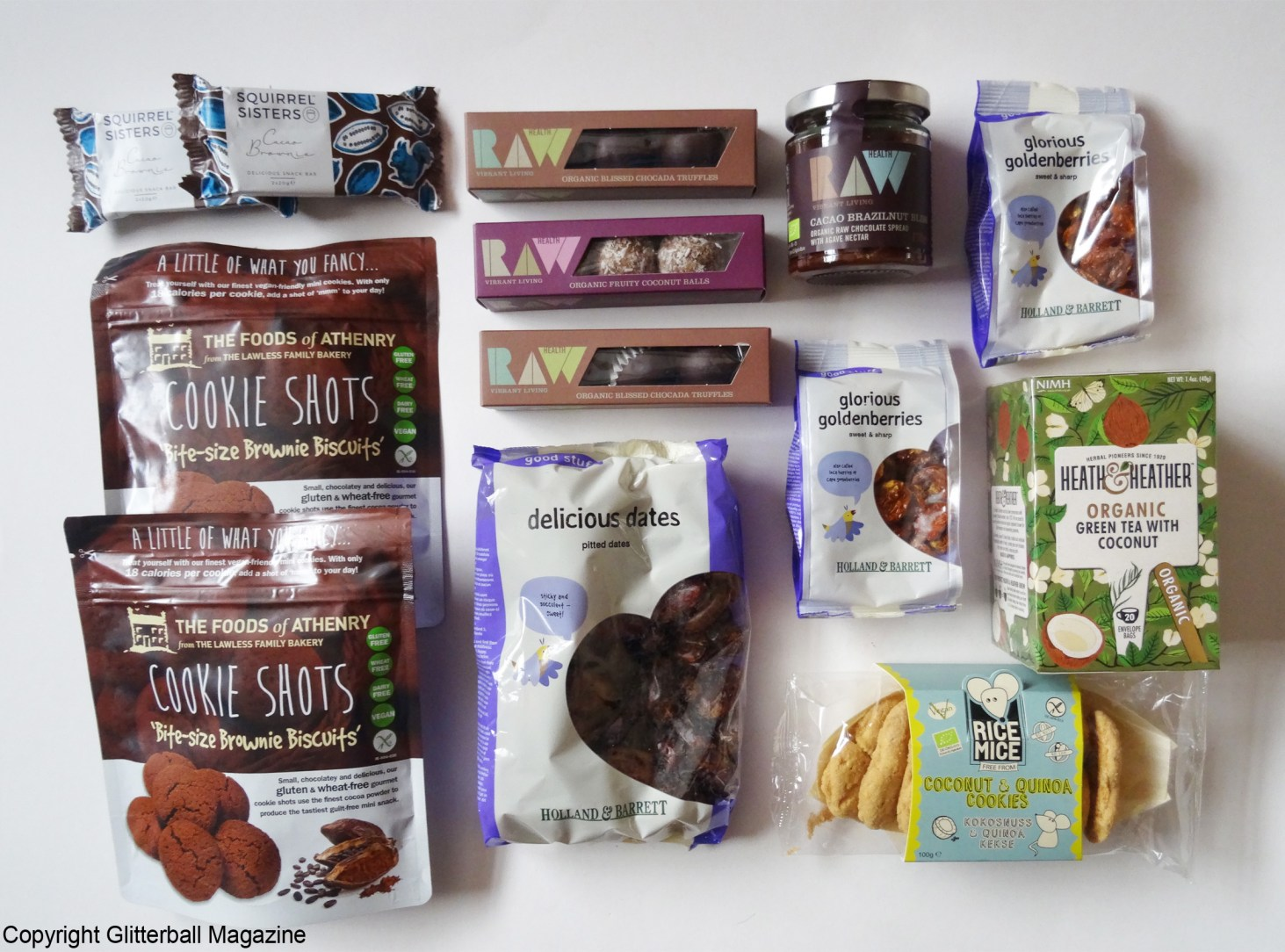 Holland & Barrett - mangiare sano a Londra (e in UK) - www.glitterballmagazine.com