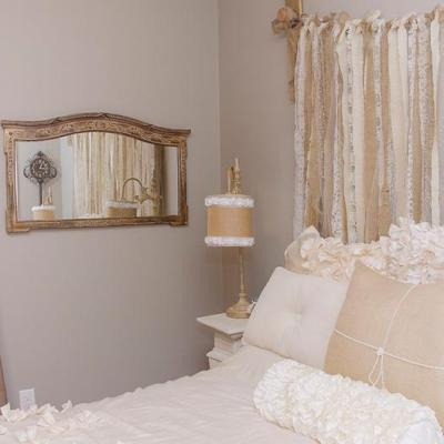Our guest bedroom makeover