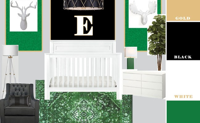 Nursery Inspiration For Our Baby Boy