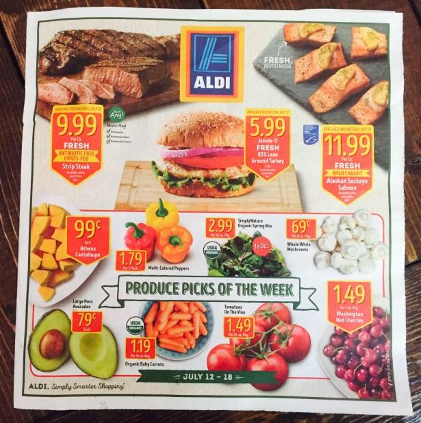 Great deals at ALDI