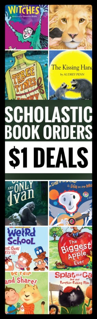 Scholastic Book Club Orders - $1 Books