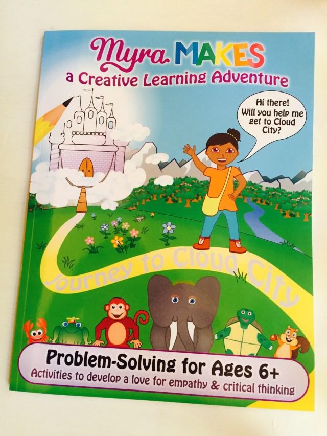 Myra Makes - A Creative Learning Adventure