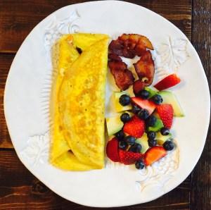 Day 27 Breakfast