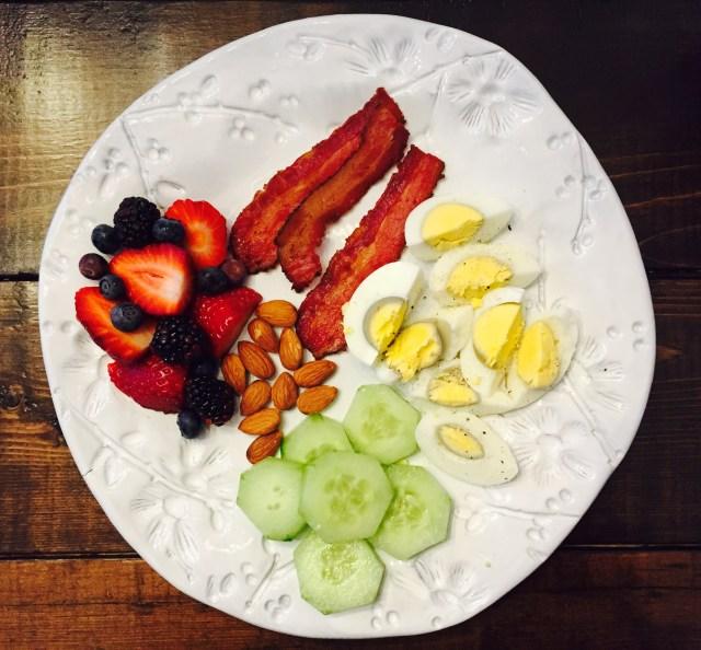 whole 30 day 4 breakfast