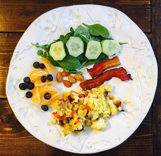 whole 30 day 5 breakfast