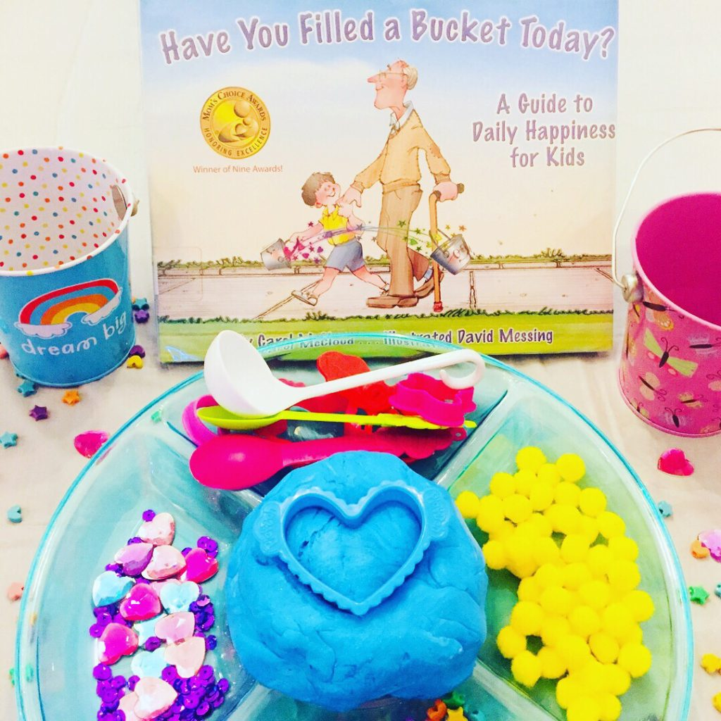 Have You Filled A Bucket Today Book Activity Craft
