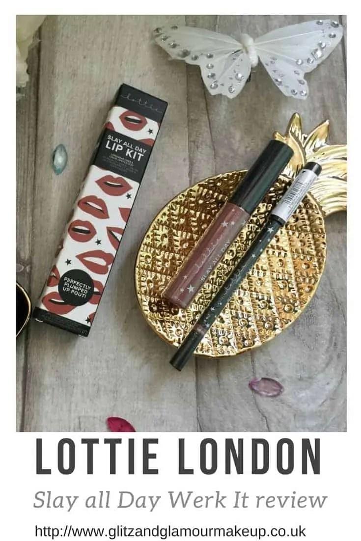 lottie london slay all day werk it review
