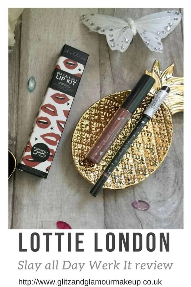 lottie london slay all day werk it review