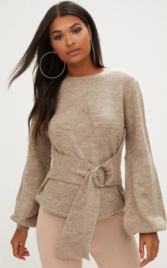 cosy jumper wishlist