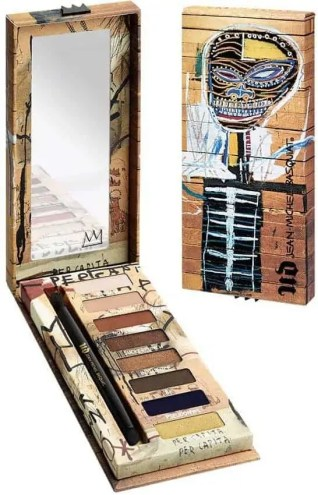 the ultimate gold eyeshadows you need to add to your collection urban decay jean-michel basquiat gold eyeshadow palette