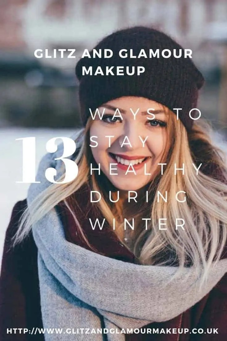 13 ways to stay healthy during winter