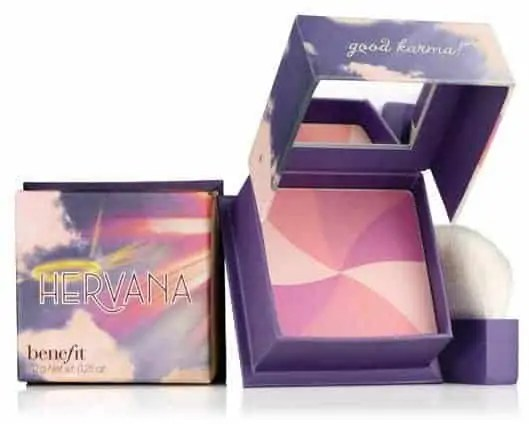 essential winter makeup tips to get you through the cold season benefit cosmetics hervana blusher