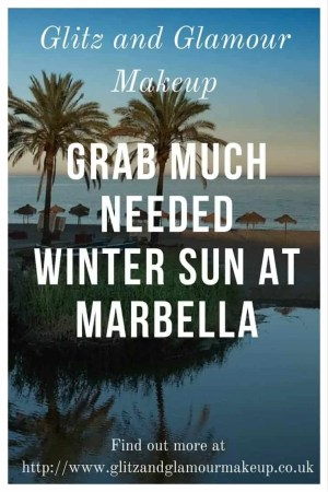 Grab some much needed Winter sun at European hot spot Marbella