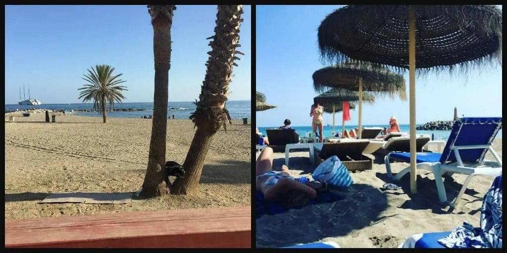 Grab some much needed Winter sun at European hot spot Marbella beach