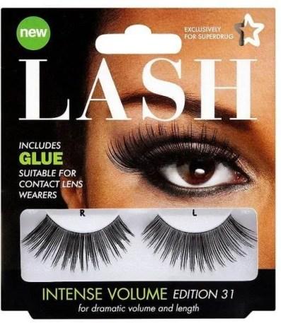 fabulous beauty bargains for under £10 superdrug false lashes intense volume edition