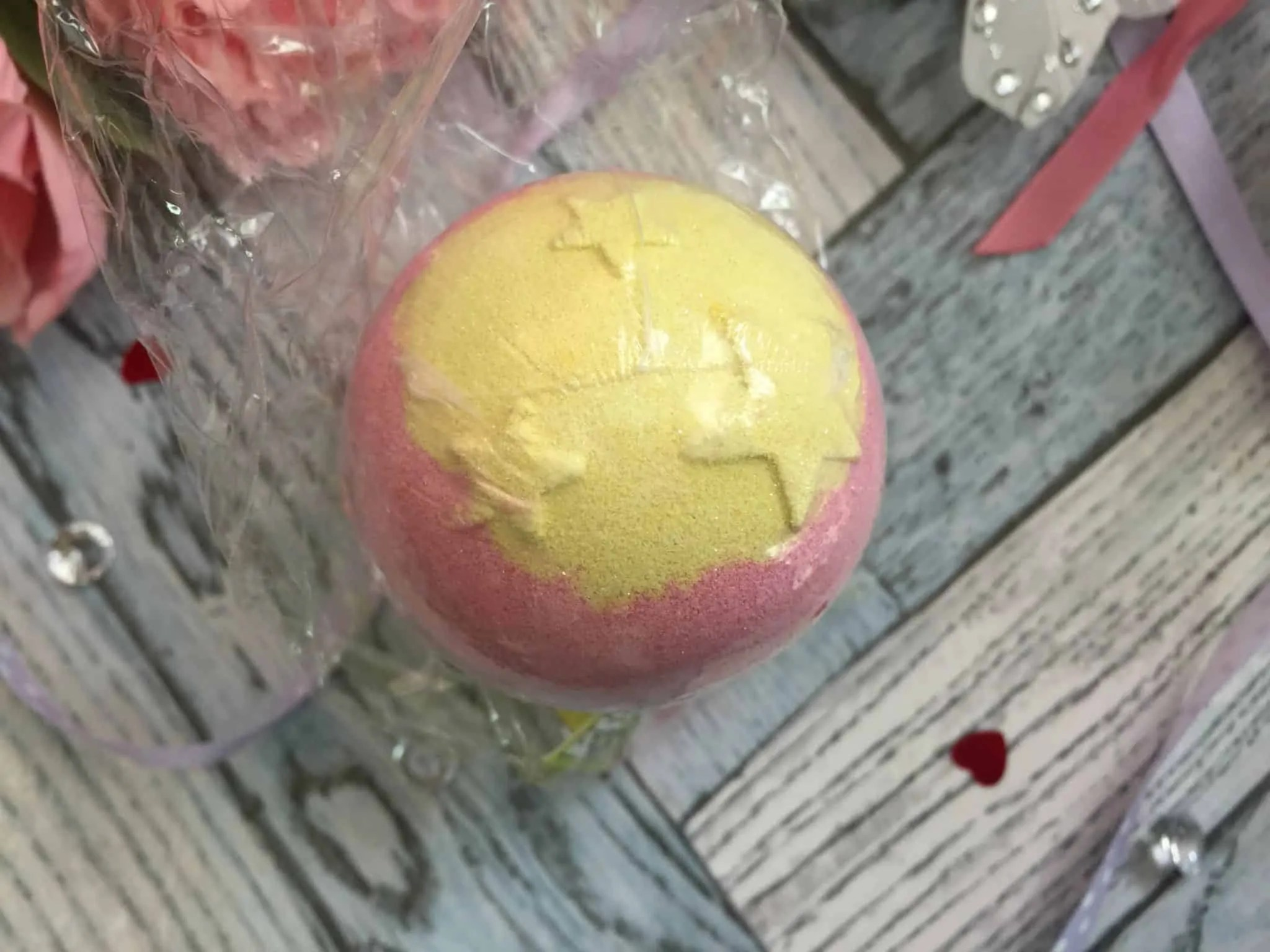 soap and glory fizz a ball sugar crush